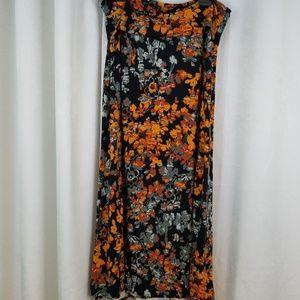 Lularoe Maxi Skirt Size XL